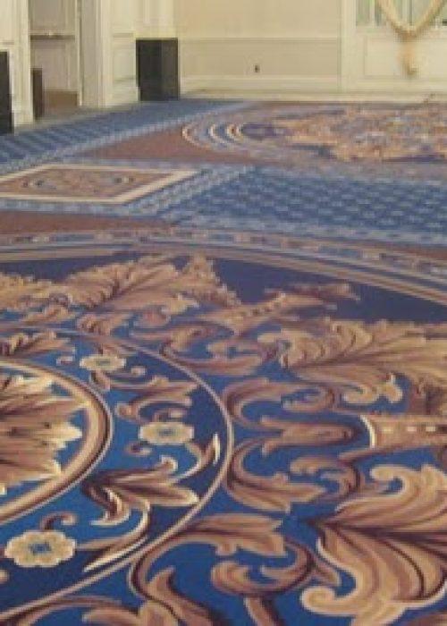 jual karpet hotel murah custom made